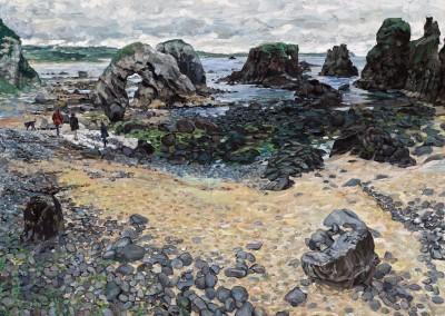 Neptune's Legacy - Ballintoy Rocks